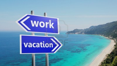 vacation work image